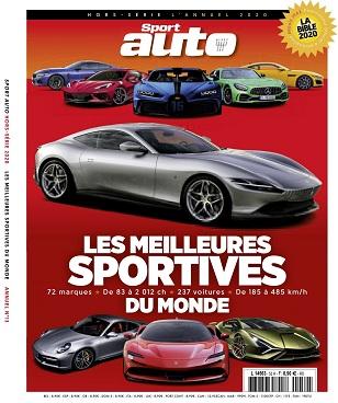 Sport Auto Hors Série N°52 – L'Annuel 2020