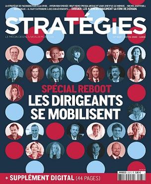 Stratégies N°2037 Du 20 Mai 2020