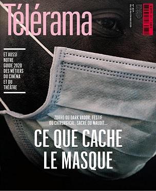 Télérama Magazine N°3671 Du 23 Mai 2020