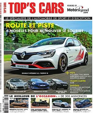 Top's Cars N°639 – Juin 2020