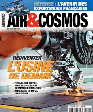 Air et Cosmos N°2693 Du 19 au 25 Juin 2020