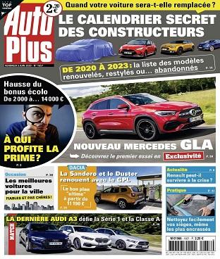 Auto Plus N°1657 Du 5 Juin 2020