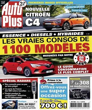 Auto Plus N°1659 Du 19 Juin 2020