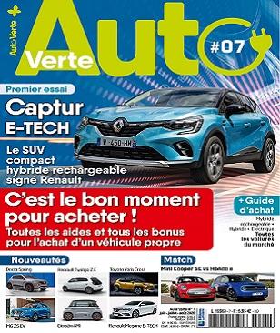 Auto Verte N°7 – Juin-Août 2020