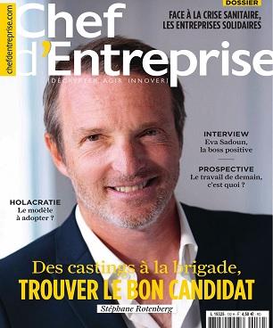 Chef d'Entreprise N°132 – Juin 2020