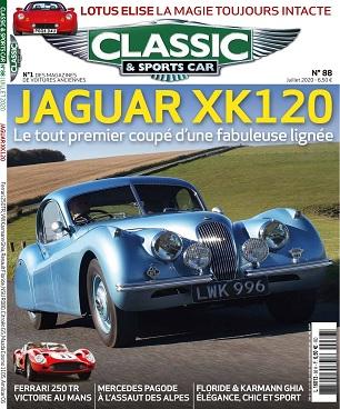 Classic et Sports Car N°88 – Juillet 2020