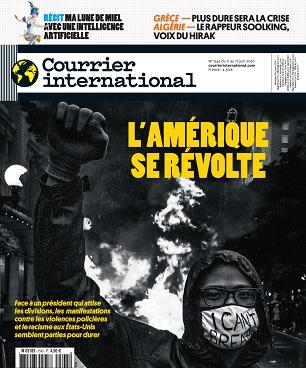 Courrier International N°1545 Du 11 Juin 2020
