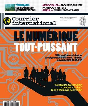 Courrier International N°1547 Du 25 Juin 2020