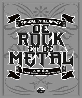 De Rock et de Métal -Pascal Paillardet
