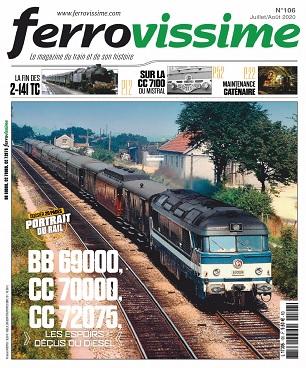 Ferrovissime N°106 – Juillet-Août 2020