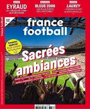 France Football N°3858 Du 3 Juin 2020