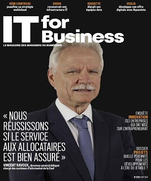 IT for Business N°2251 – Juin 2020