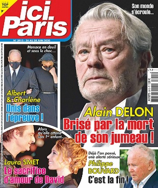Ici Paris N°3912 Du 24 au 30 Juin 2020