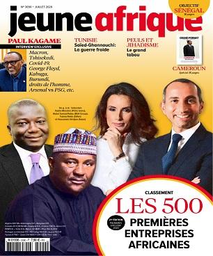 Jeune Afrique N°3090 – Juillet 2020