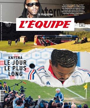 L'Equipe Magazine N°1973 Du 20 Juin 2020