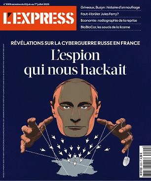 L'Express N°3599 Du 25 Juin 2020