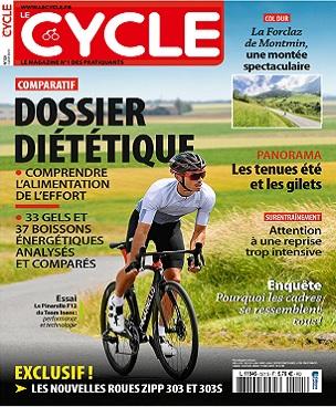 Le Cycle N°521 – Juillet 2020