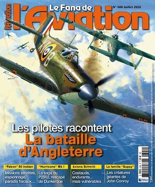 Le Fana De L'Aviation N°608 – Juillet 2020