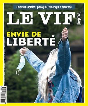 Le Vif L'Express N°23 Du 4 au 10 Juin 2020