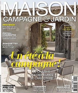 Maison Campagne et Jardin N°14 – Juillet-Septembre 2020