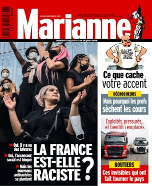 Marianne N°1213 Du 12 au 18 Juin 2020