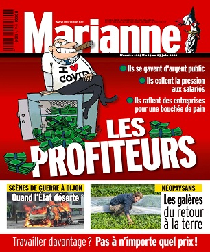 Marianne N°1214 Du 19 Juin 2020