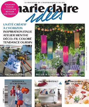 Marie Claire Idées N°139 – Juillet-Août 2020