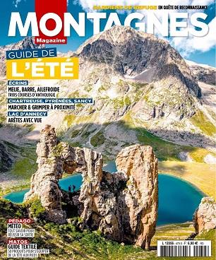 Montagnes Magazine N°479 – Juillet 2020