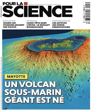 Pour La Science N°513 – Juillet 2020