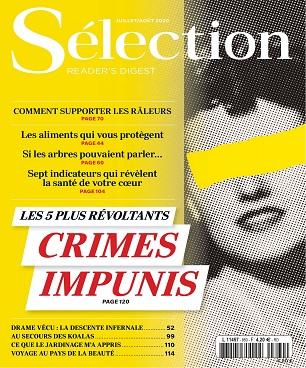 Sélection Reader's Digest France – Juillet-Août 2020