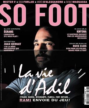 So Foot N°177 – Juin 2020