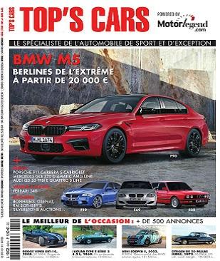 Top's Cars N°640 – Juillet 2020