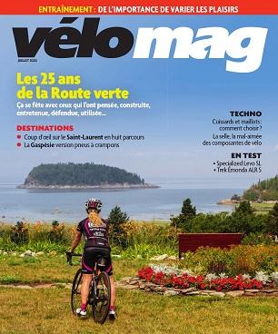Vélo Mag – Juillet 2020