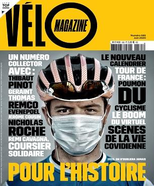 Vélo Magazine N°584 – Juin 2020