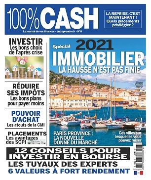 100% Cash N°6 – Août-Octobre 2020