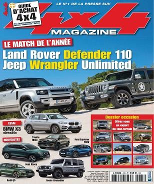 4×4 Magazine N°435 – Août-Octobre 2020
