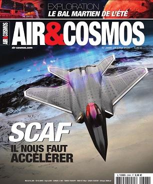 Air et Cosmos N°2698 Du 24 Juillet 2020