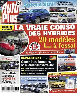 Auto Plus N°1662 Du 10 Juillet 2020
