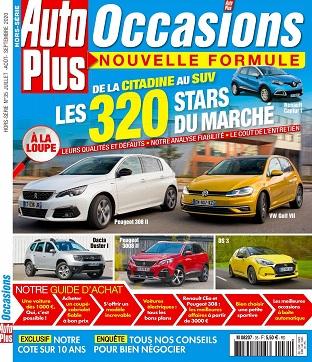 Auto Plus Occasions Hors Série N°35 – Juillet-Septembre 2020