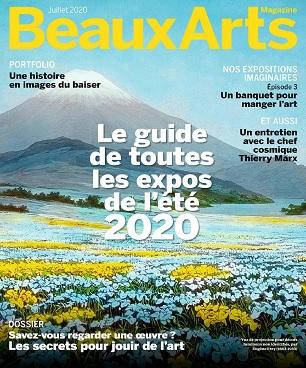 Beaux Arts Magazine N°432 – Juillet 2020