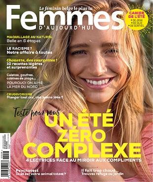 Femmes D'Aujourd'hui N°28 Du 9 Juillet 2020