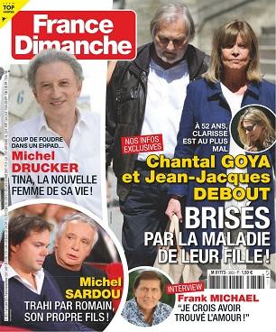 France Dimanche N°3853 Du 3 Juillet 2020