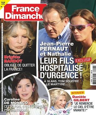 France Dimanche N°3856 Du 24 Juillet 2020