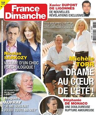 France Dimanche N°3857 Du 31 Juillet 2020