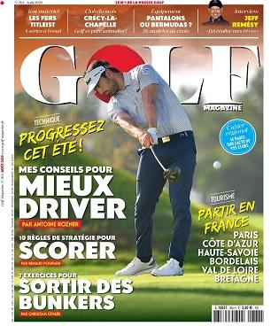 Golf Magazine N°364 – Août 2020