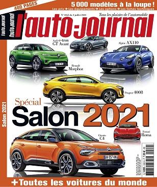 L'Auto-Journal N°1062 Du 2 Juillet 2020