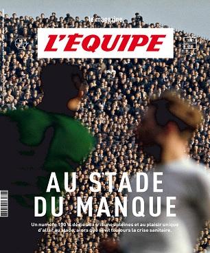 L'Equipe Magazine N°1977 Du 18 Juillet 2020