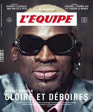 L'Equipe Magazine N°1978 Du 25 Juillet 2020