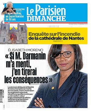 Le Parisien Du Dimanche 19 Juillet 2020