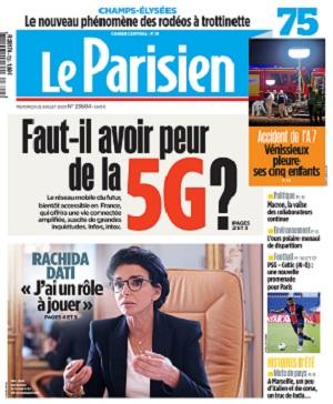 Le Parisien Du Mercredi 22 Juillet 2020